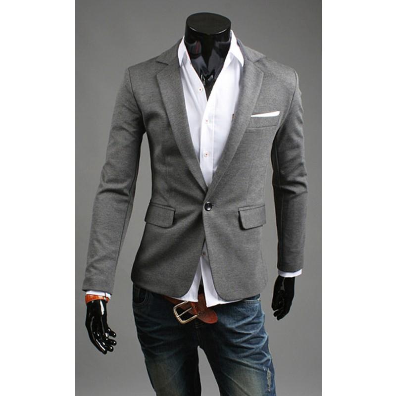 blazer f r m nner blazer taschentuch 1 knopf sakko m nner. Black Bedroom Furniture Sets. Home Design Ideas