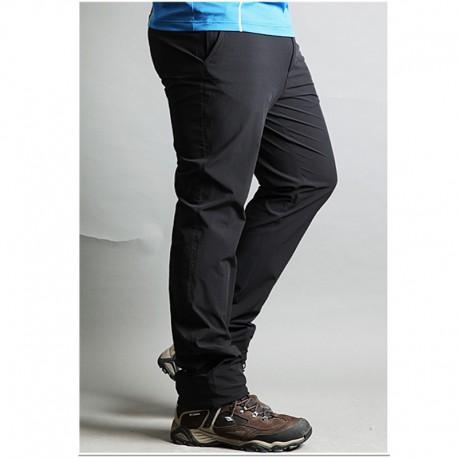 pánské turistické kalhoty klasické kalhoty