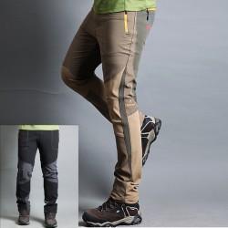 mäns vandrings byxor korvsjö fasta byxor