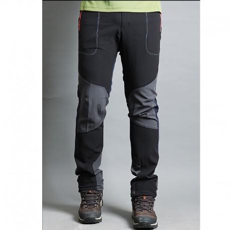 męskie spodnie na piesze wędrówki starorzecze solidne spodnie