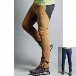 pánske turistické nohavice zložky diagonálne nohavice