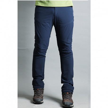pánské turistické kalhoty složky diagonální kalhoty