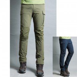 erkek yürüyüş pantolon Himalya cüzdan cebi pantolon