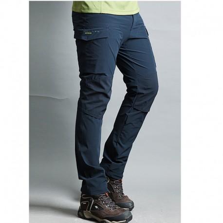 mannen wandelschoenen broek Himalya portemonnee pocket broek