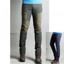 men's hiking pants single pocket trousers