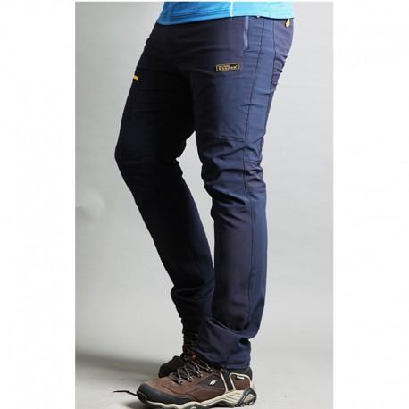 vīriešu pārgājienu bikses single kabatas bikses