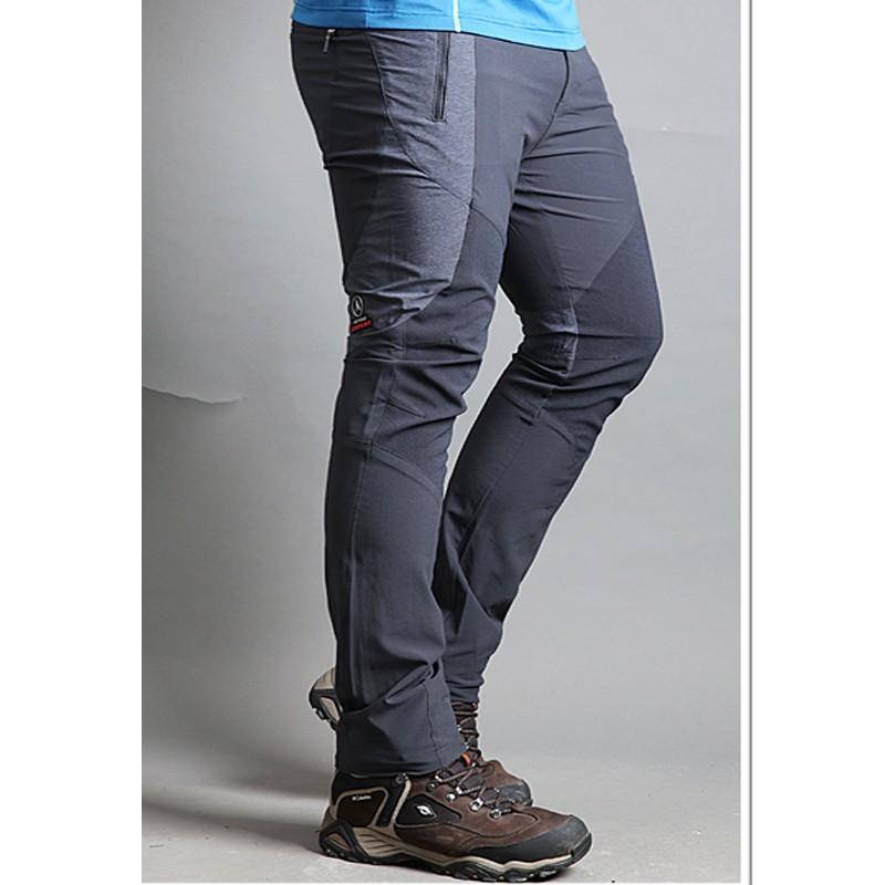 29483a1f2e6e ... pánske turistické nohavice Cotten pevných mix nohavice ...