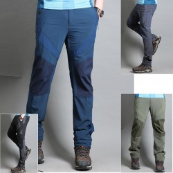 мужские брюки походные перекрываться твердые брюки