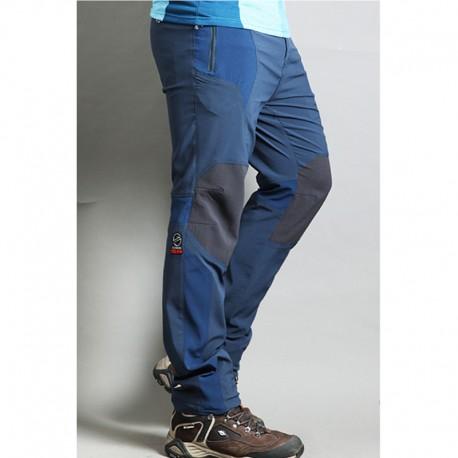 vīriešu pārgājienu bikses griezumu bikses