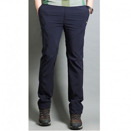 pantaloni pentru bărbați cusatura pantaloni drumeții cu role