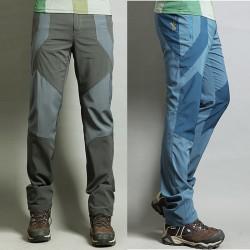 pánske turistické nohavice horolezecké nohavice