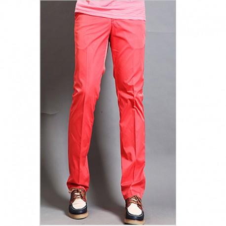 bărbați pantaloni de golf de bază tehnologie modernă de culori multiple