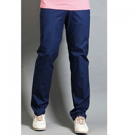 férfi golf nadrág ellenőrizze mikro zsebében vonal