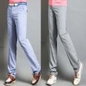 męskie spodnie golf sprawdzić houndstooth