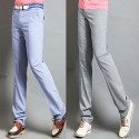 terrains de pantalons pour hommes vérifier houndstooth