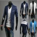 чоловічий піджак в середині рукава носовичок