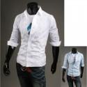vyriški vidurio rankovėmis marškinėliai spalva berniukas