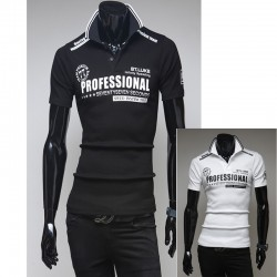 mænd poloer professionel racing hold