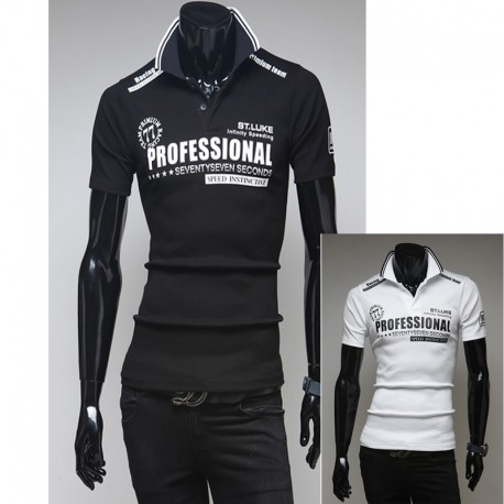 men's polo shirts professional racing team