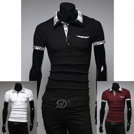 мъжки поло блузи Нова проверка