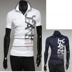 pánské košile s krátkým rukávem jedinečný stávkové