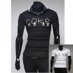 heren polo shirts coke 9
