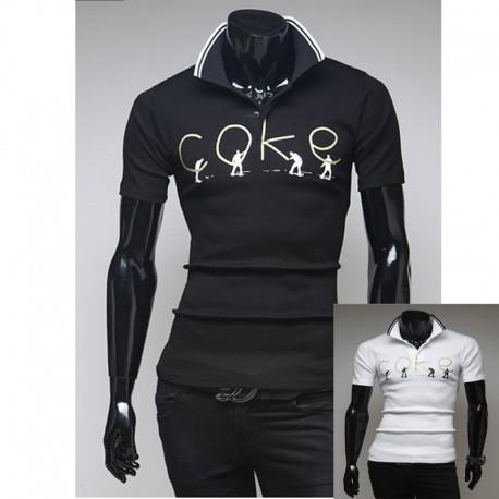 vyriški polo marškinėliai kokso 9