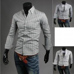 ull stripe sjekk skjorter