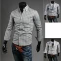 gyapjú csíkos ing ellenőrzés