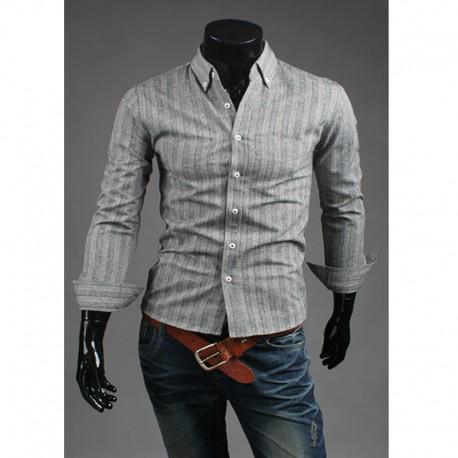 laine de contrôle de bande chemises