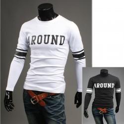 RUNDT runde skjorter
