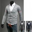 Vīriešu jaka abas triple līnija