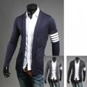 men's shawl cardigan sleeve line 4
