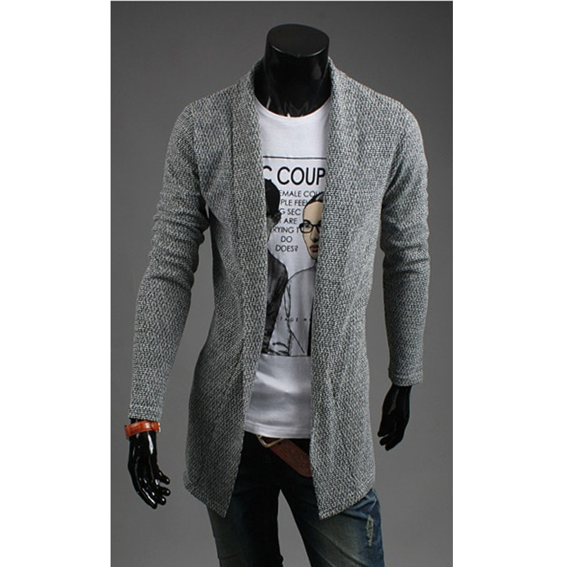 men's long cardigan|men's long shawl cardigan bocasi
