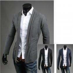 vīriešu šalle apkakle jaka