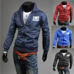TMT bigholiday menn windbreaker jakke