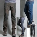 men's hiking pants twist hidden pocket