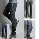 Vyriški žygiai kelnės krovinių kišenės