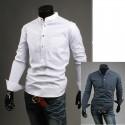 Китай комір сорочки простий лінії