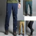 vyriški pėsčiųjų kelnės span pagrindinę spalvą