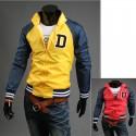 Initials D men's windbreaker jacket