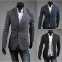 giacca 1 semplice pulsante da uomo