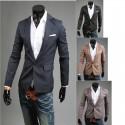 giacca tr uomo basic giacca 1 pulsante