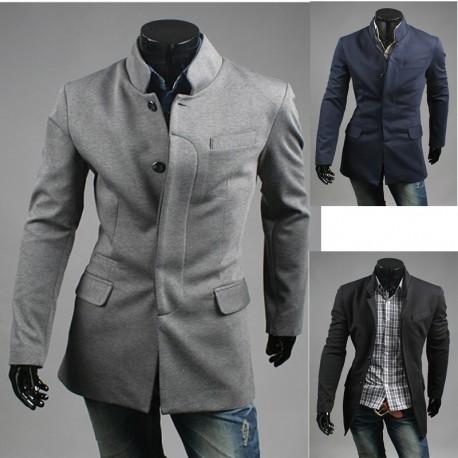 чоловіча куртка німецька армія пальто