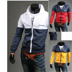 Jacobson menn windbreaker jakke