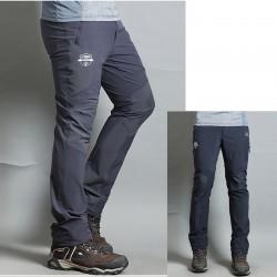 pánska hikingové nohavice v pohode extrime hora tlač nohavicové je
