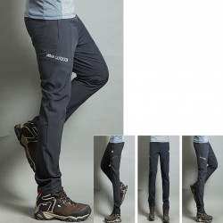 koele rubber band stedelijke outdoor broek van de mannen wandelschoenen broek's