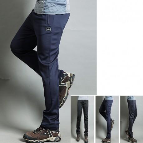 pánska hikingové nohavice v pohode gumička tréningovej nohavicové je