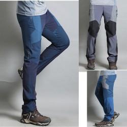 erkekler yürüyüş pantolon serin yeni extrime katı kesme pantolon en