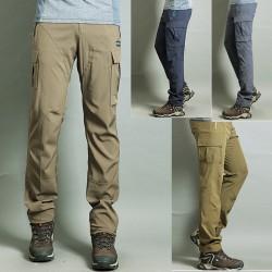 Armata de marfă rece pentru bărbați pantaloni pentru drumeții lucrează pentru pantaloni lui
